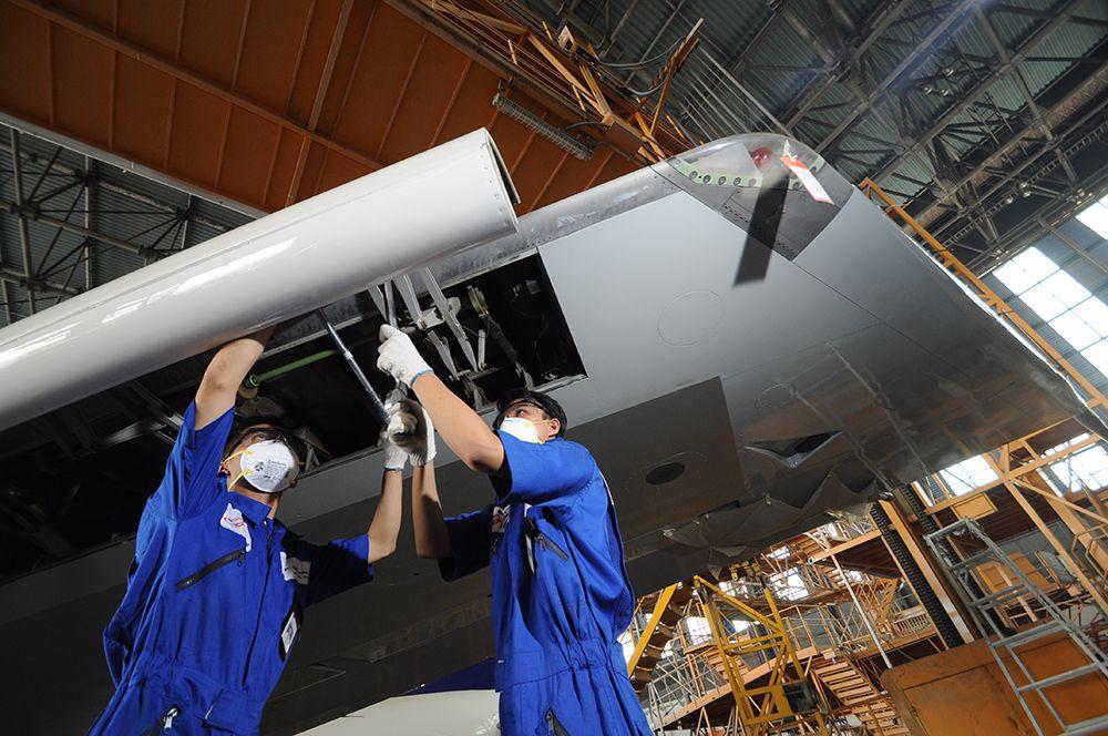 Manajemen Perawatan Pesawat Terbang